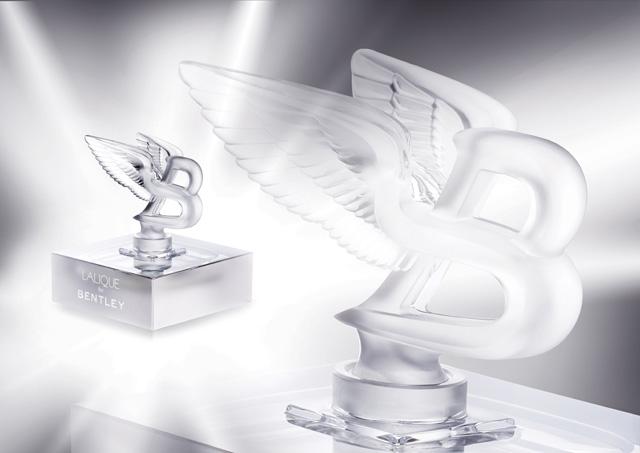 價值17萬的 LALIQUE for BENTLEY Crystal Edition 頂級香水到底長什麼樣?