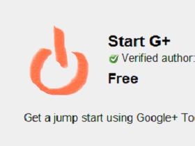 Start G+ 擴充套件,FB、Twitter、Google+同步一次搞定
