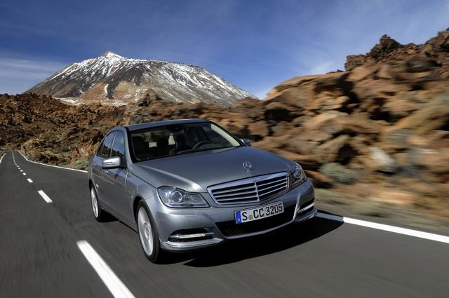 Mercedes-Benz九月超值購車優惠:C-Class入門柴油 - C 200 CDI重裝登場