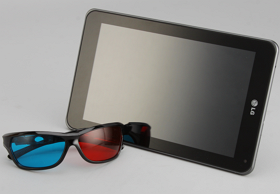 LG Optimus Pad:可錄3D影片的平板電腦,搶先測試
