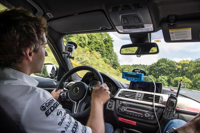 BMW M3與 M4性能轎跑之直六渦輪引擎初體驗,DTM車手爽飆紐柏林北賽道!