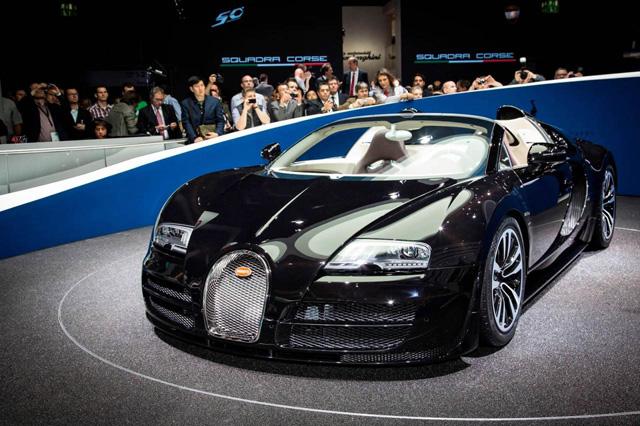 VW每賣一輛 Bugatti Veryon超級跑車就虧627萬美金!你沒看錯,是美金!