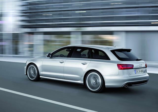 台灣奧迪汽車推出限量僅100輛 Audi A6/A6 Avant S line特仕車款