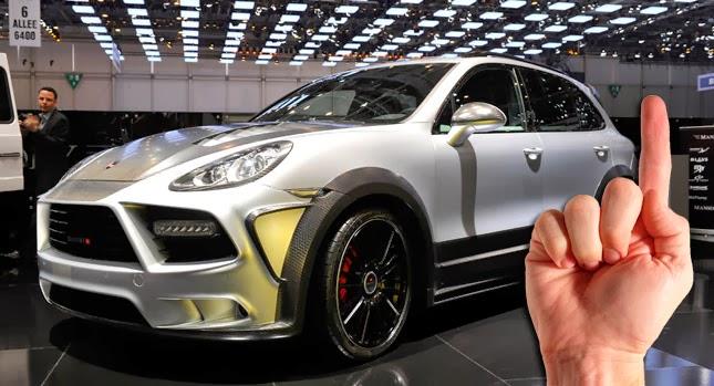 Porsche保時捷車主花最多錢加選配備,BMW位居第二
