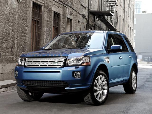 13年式New Freelander 2 / New Discovery 4 / Range Rover Evoque   「Final Call:0利率專案」正式展開