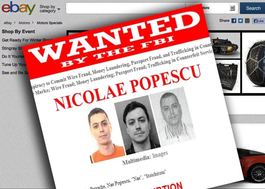 知名拍賣網站買車照樣被騙錢,羅馬尼亞詐騙集團海削老美近8千萬!