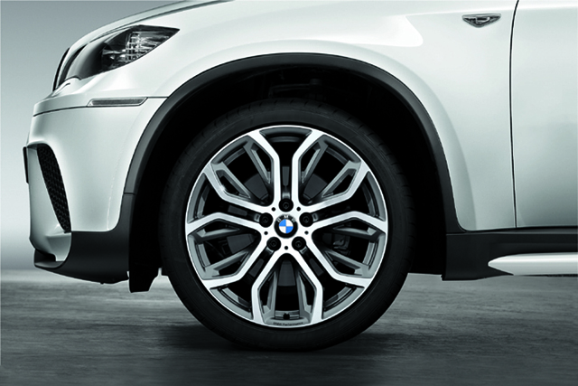 BMW X系列M款運動化套裝組優惠預購活動即日登場!