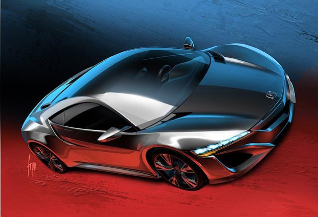 【2014台北車展預報】Honda全新 NSX概念車即將現身!還有 MP4/5賽車、Asimo機器人、凱渥名模!