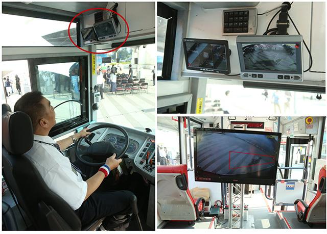車輛中心推動創新技術商品化,盲點全消除! 搭車、開車安全更有保障
