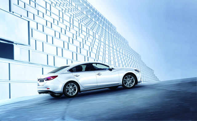 All New Mazda6獲日本RJC選為2014年度風雲車款