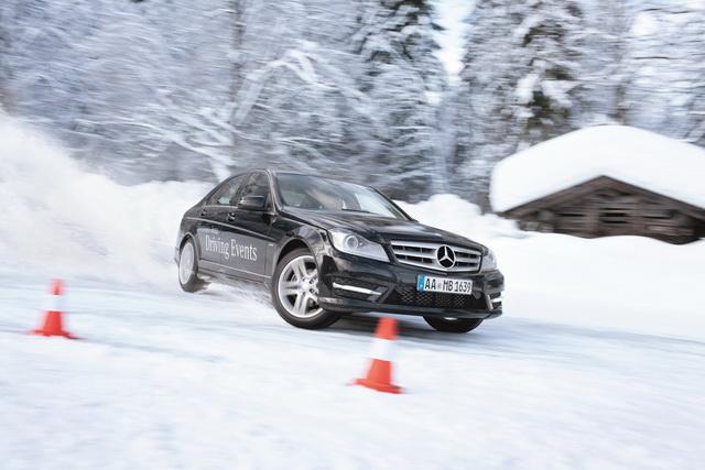 2014 Mercedes-Benz Driving Events:賓士海外冬季駕馭課程 邀您啟航