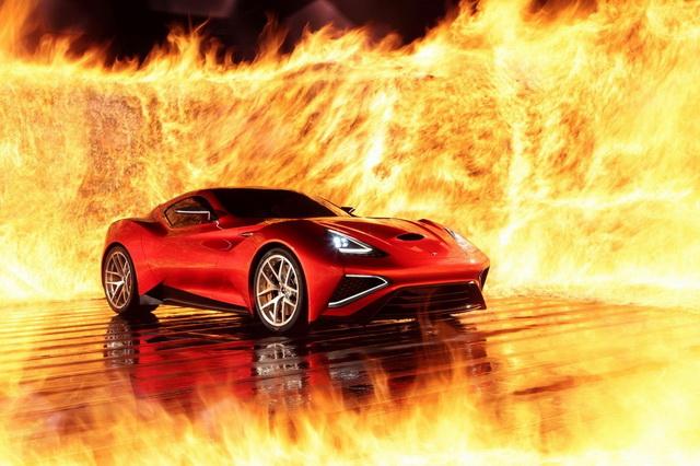 造成火燒車的 10大原因!億萬超跑或廉價 Tata都只要 5分鐘就能搞定