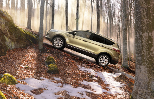 Ford 24小時試駕活動火速開跑!THE ALL-NEW KUGA免費換您開
