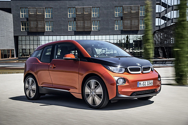 【2014台北車展預報】BMW i3電動車與 BMW 428i Sport Line敞篷跑車將首次在台亮相!