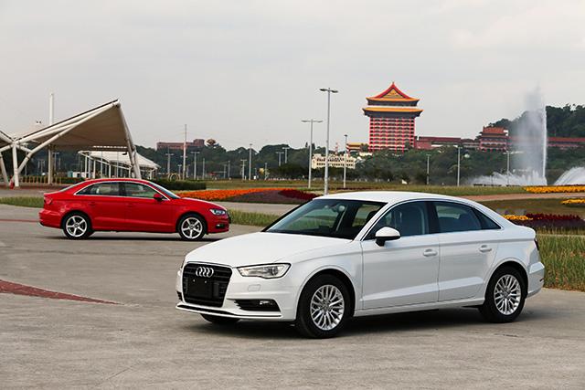 全新Audi A3 Sedan豪華跑房車搶先曝光,12月16日正式發表
