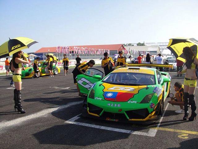 台灣大賽車「亞洲全明星挑戰賽」:參賽隊伍簡介