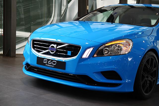 【2014台北車展預報】508匹馬力 Volvo S60 Polestar Concept概念車正式抵台!