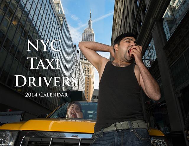 性感辣妹月曆主角換成搞笑運將司機,男性看了是否會不舒服?