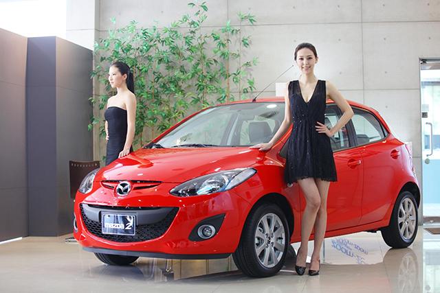 MAZDA推出New Mazda2車展限定優惠現金價59.9萬元!