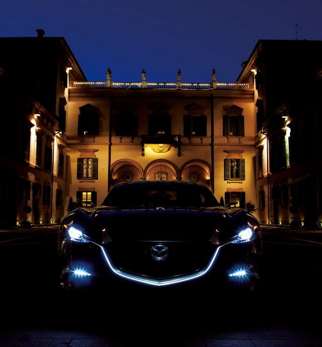 【2014台北車展預報】Mazda將展出第六世代魂動概念車款:SHINARI