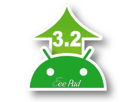 Asus Eee Pad Transformer 更新 Android 3.2