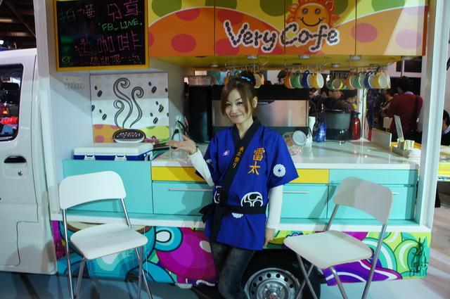 【2014台北車展】美麗頭家圓夢分享 中華商用車助頭家2014一馬當先 步向美麗人生