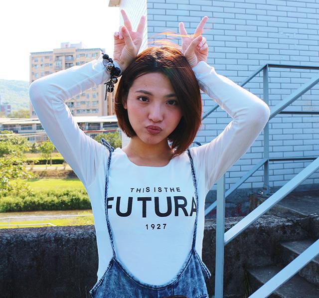 2014 LEXUS「台灣玩樂制霸王」-世新大學清新派美少女,帶你尋找城市中的原野氣息