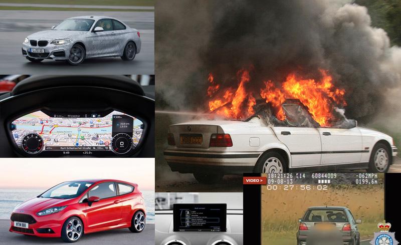 【爆新聞】浪漫法國人挾持經理、火燒車跨年!你怎麼看?