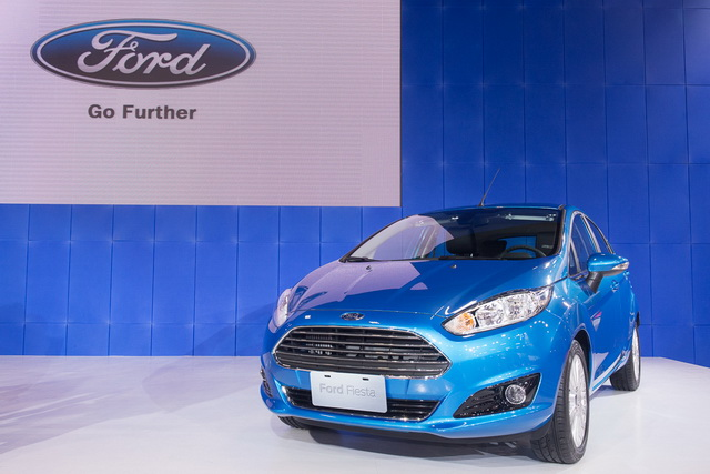 Ford全新大改款The All-New Fiesta預售起跑 預售價新台幣59.5萬元起