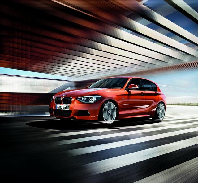 後驅魅力 勁、型、勢 全新BMW 125i M Sport Package五門掀背跑車