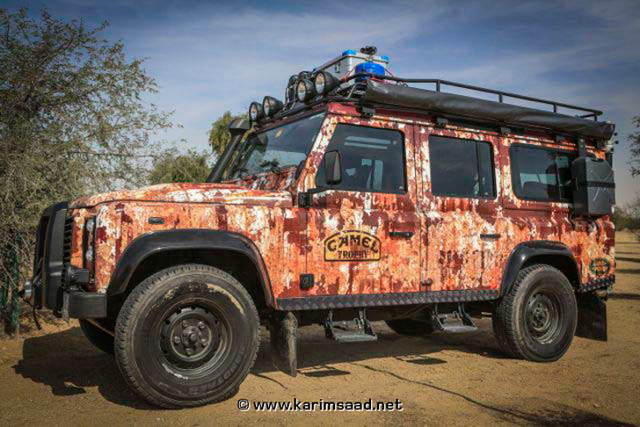 2012 Land Rover Defender變身五十歲越野老車!這等粗獷你有興趣嗎?
