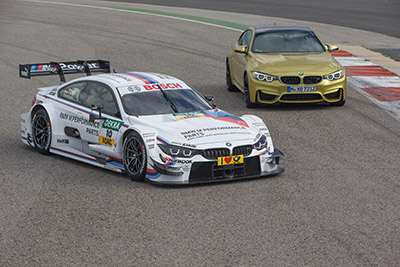 BMW M4披掛上陣擔任DTM新戰駒!5月4日 本賽季首場處女秀