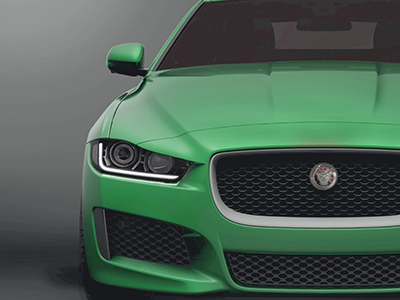JAGUAR預告 XE中型豪華轎跑車,挑戰對手BMW 3-Series!