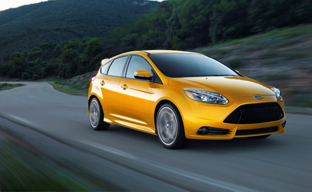全新2014年式Ford Focus ST:正式到港售價138.8萬