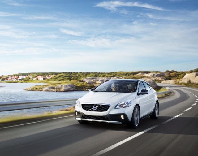 節能新星The All-New Volvo V40 Cross Country 142萬元起正式上市