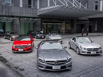 Mercedes-Benz 夢幻轎跑體驗活動!讓你美夢成真