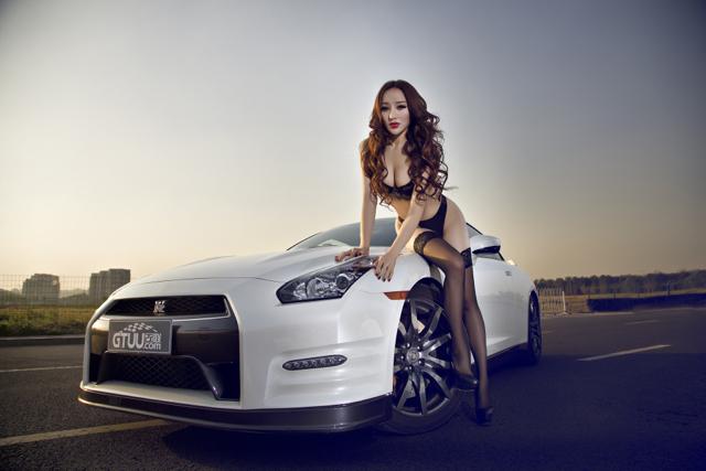 Nissan GT-R東瀛戰神也得停下腳步...