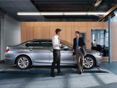 BMW/MINI總代理汎德公司導入Audatex車身維修估價系統平台,全台汽車品牌創舉!