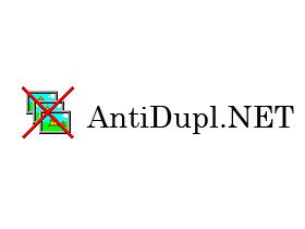 AntiDupl.NET:中文介面,快速找出電腦中重複圖片