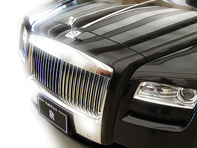 Rolls-Royce Ghost V-Specification限量三台車款首度在台曝光!史上最強 Ghost!