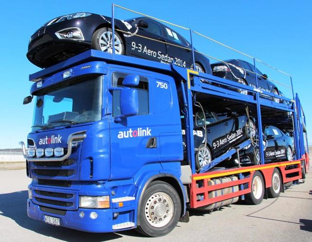 首批 Saab汽車已經送至瑞典本土代理商!採網路直銷供預約下單