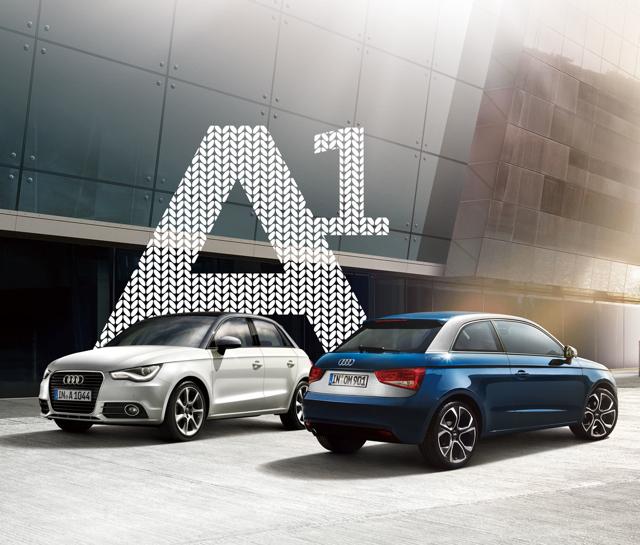 台灣奧迪汽車限量推出Audi A1風潮版