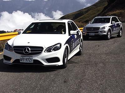 Mercedes-Benz BlueTEC柴油動力!潔淨與性能共有的環保科技