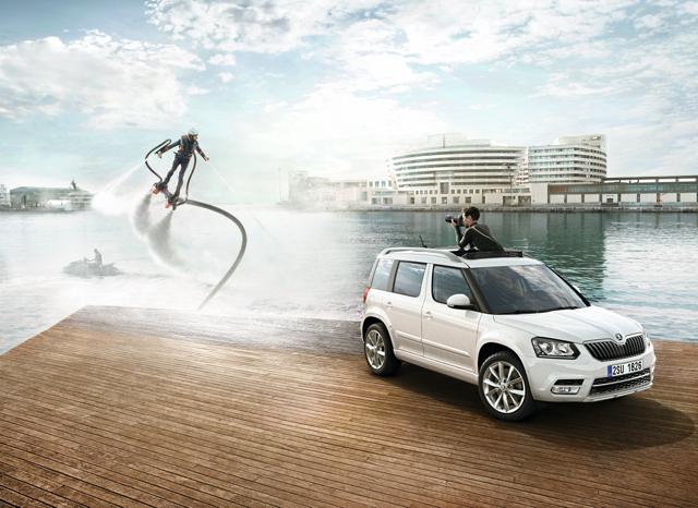 ŠKODA全球銷售破紀錄 歐洲精品SUV_全新Yeti歡慶價88萬8起 限量100台