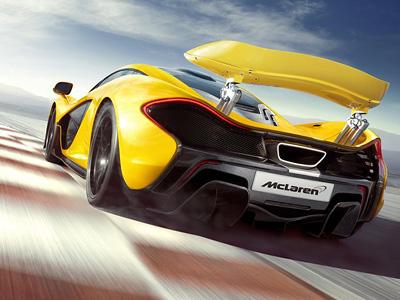 McLaren堅持保持跑車品牌原則,不會生產 SUV休旅車的!