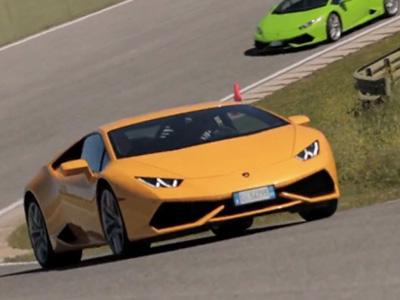 藍寶堅尼 Lamborghini Huracan LP 610-4試駕!新世代小牛變溫馴了!