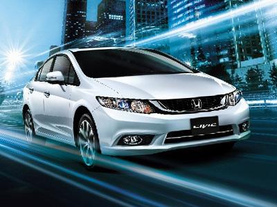 Honda New CIVIC改款上市,87.9萬車款加入歐洲式樣側氣囊!