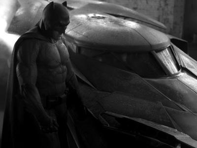 【熱門話題】新蝙蝠車曝光!蝙蝠俠這次要跟超人一起合作了嗎?