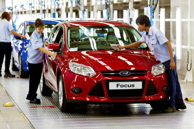 車市買氣穩定攀升 Ford勇奪3冠 One Ford強勢產品力搶占車市