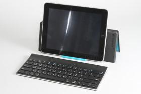 羅技 iPad 專用鍵盤立架組搶先玩